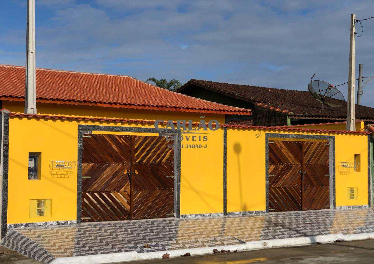 Casa com 3 dorms, LOTY, Mongaguá - R$ 220 mil, Cod: 352265