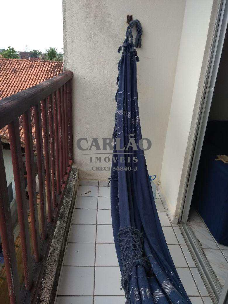 Apartamento com 2 dorms, Vila Oceanopolis, Mongaguá - R$ 90 mil
