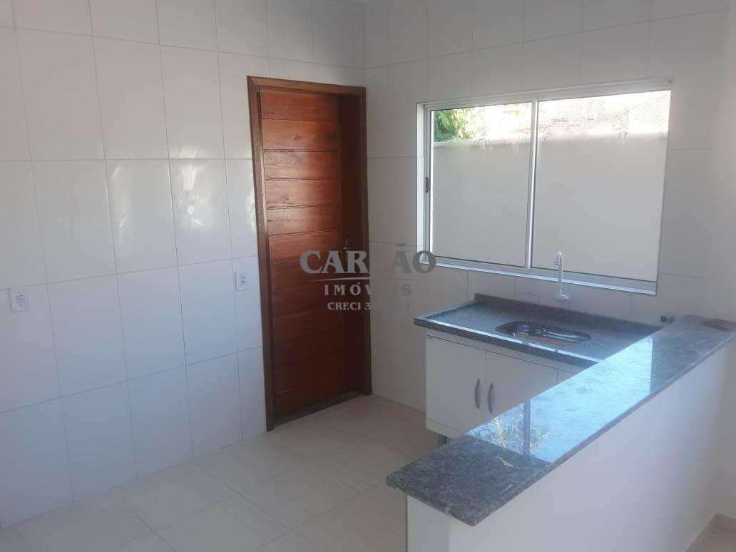 Casa de Condomínio com 2 dorms, Jardim Suarão, Itanhaém - R$ 135 mil, Cod: 352325