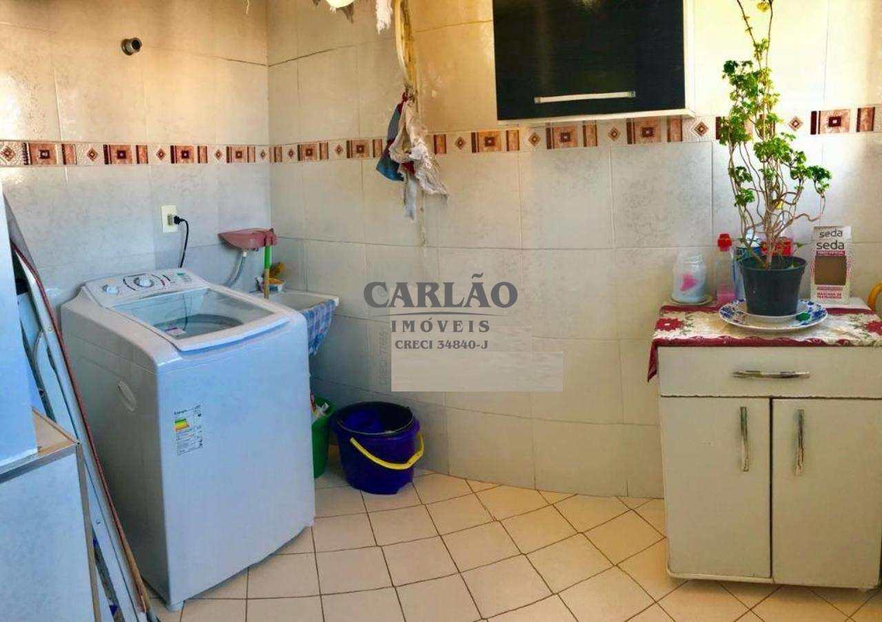 Apartamento com 2 dorms, Tupi, Praia Grande - R$ 270 mil, Cod: 352365