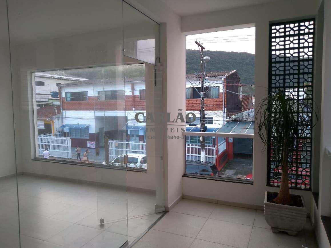 Salas comerciais novas prontas para uso no coração de Mongaguá