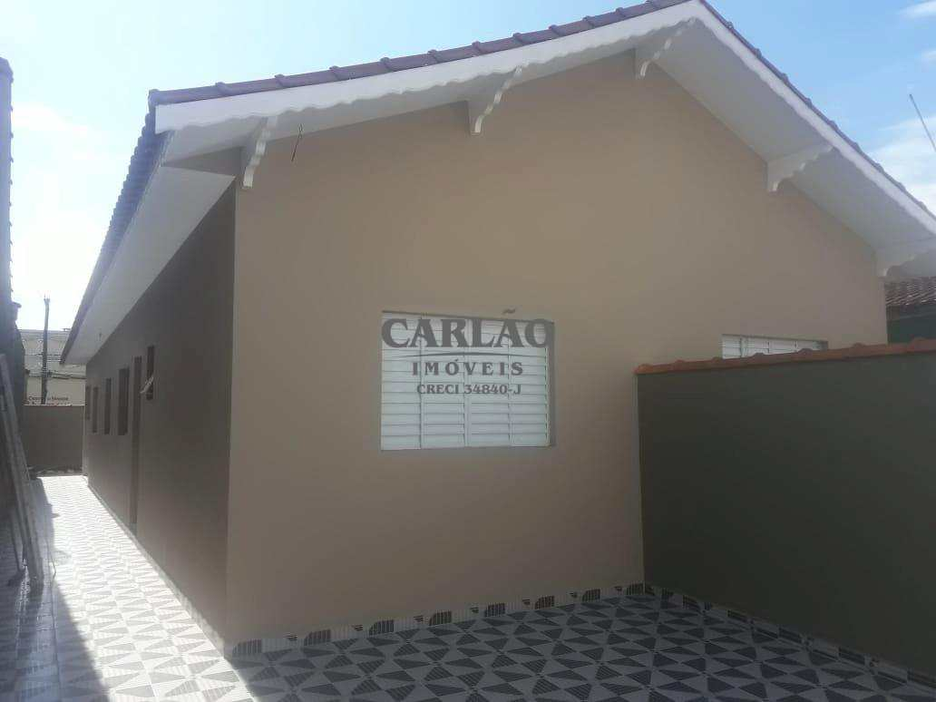 Casa com 2 dorms, Agenor de Campos, Mongaguá - R$ 190 mil, Cod: 352385