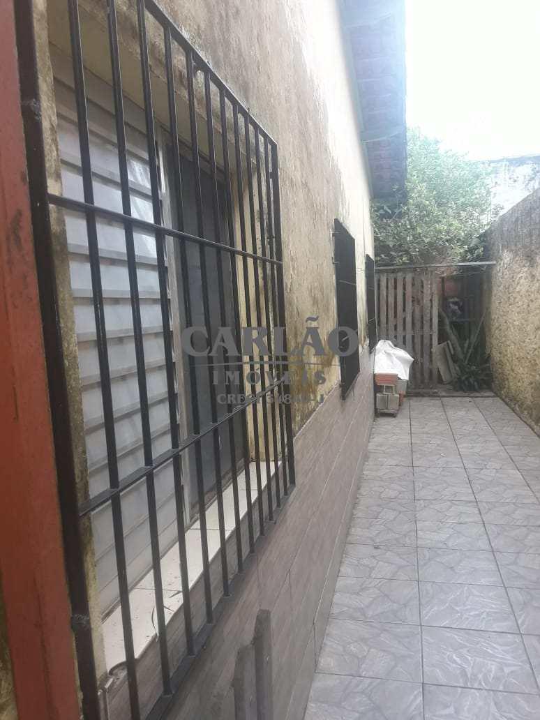 Casa com 3 dorms, Jardim Praia Grande, Mongaguá - R$ 190 mil, Cod: 352395