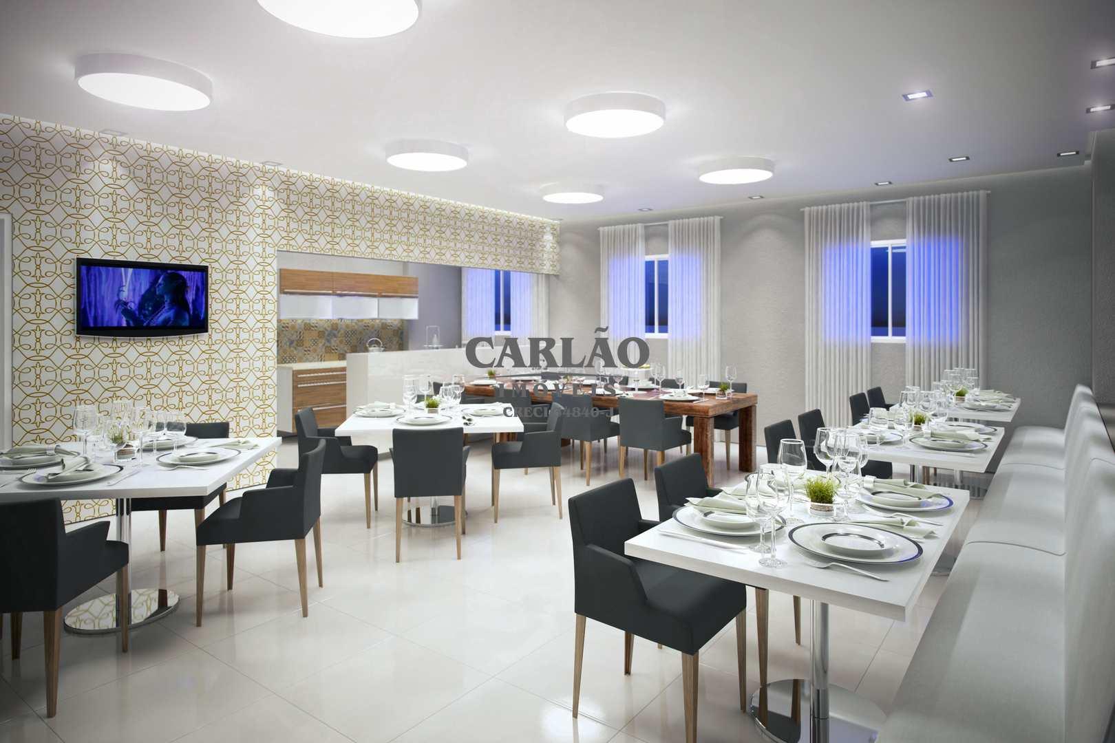 Apartamento com 2 dorms, Tupi, Praia Grande - R$ 394 mil, Cod: 352479
