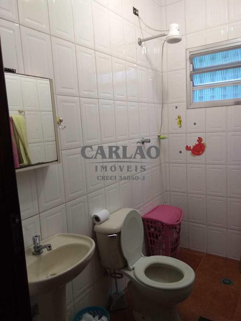 Casa com 1 dorm, Balneário Itaóca, Mongaguá - R$ 130 mil, Cod: 352550