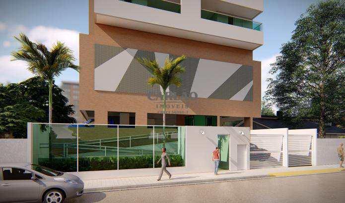 Apartamento com 2 dorms, Centro, Mongaguá - R$ 250 mil, Cod: 352611