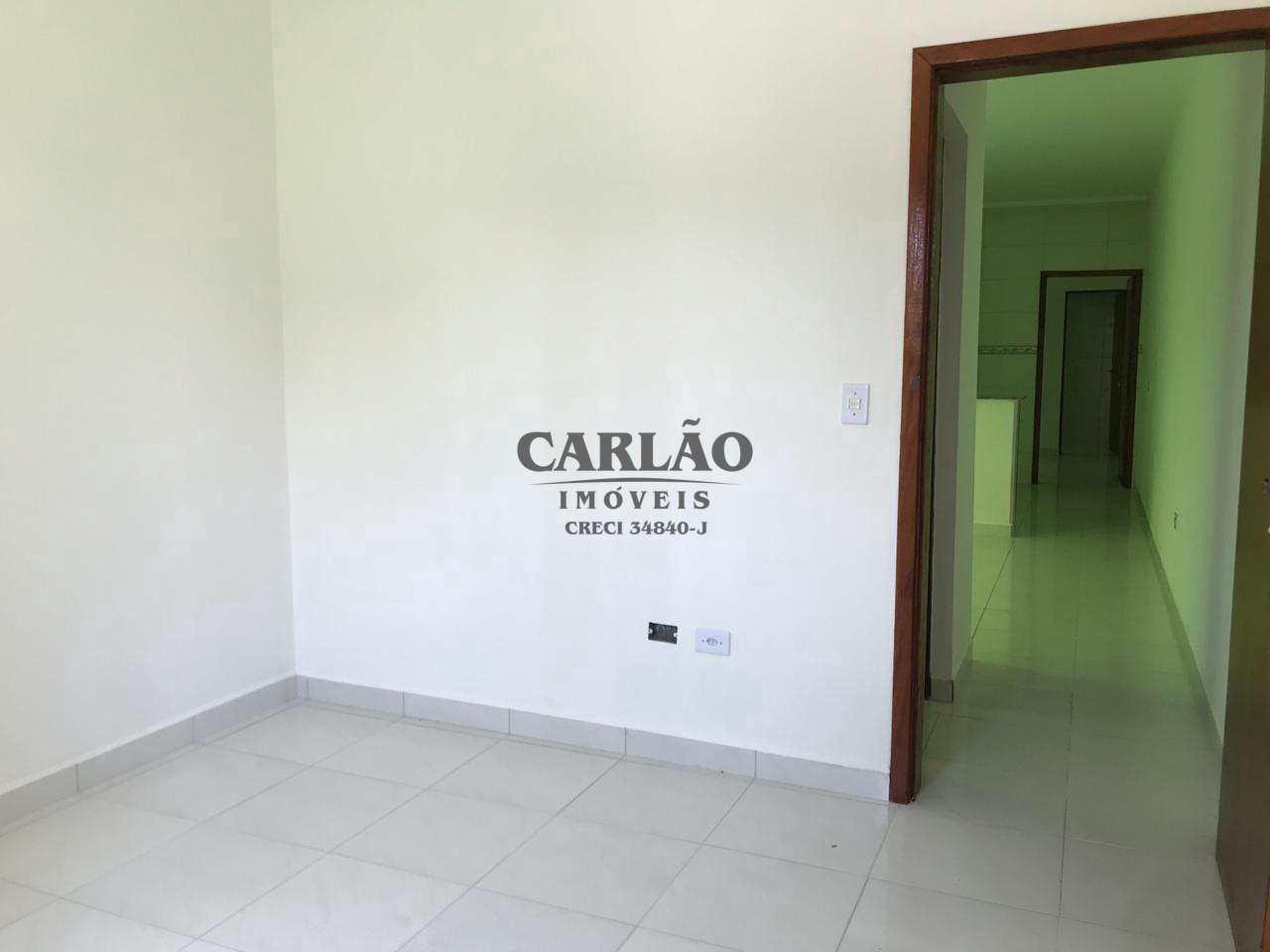 Casa com 2 dorms, Vila Atlântica, Mongaguá - R$ 237 mil, Cod: 352614