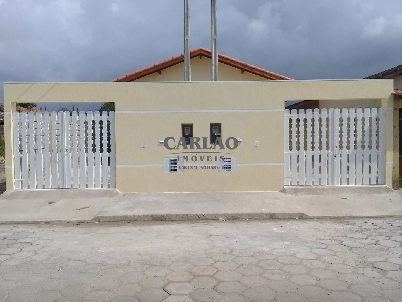 Casa com 2 dorms, Vila Nossa Senhora do Sion, Itanhaém - R$ 160 mil, Cod: 352639