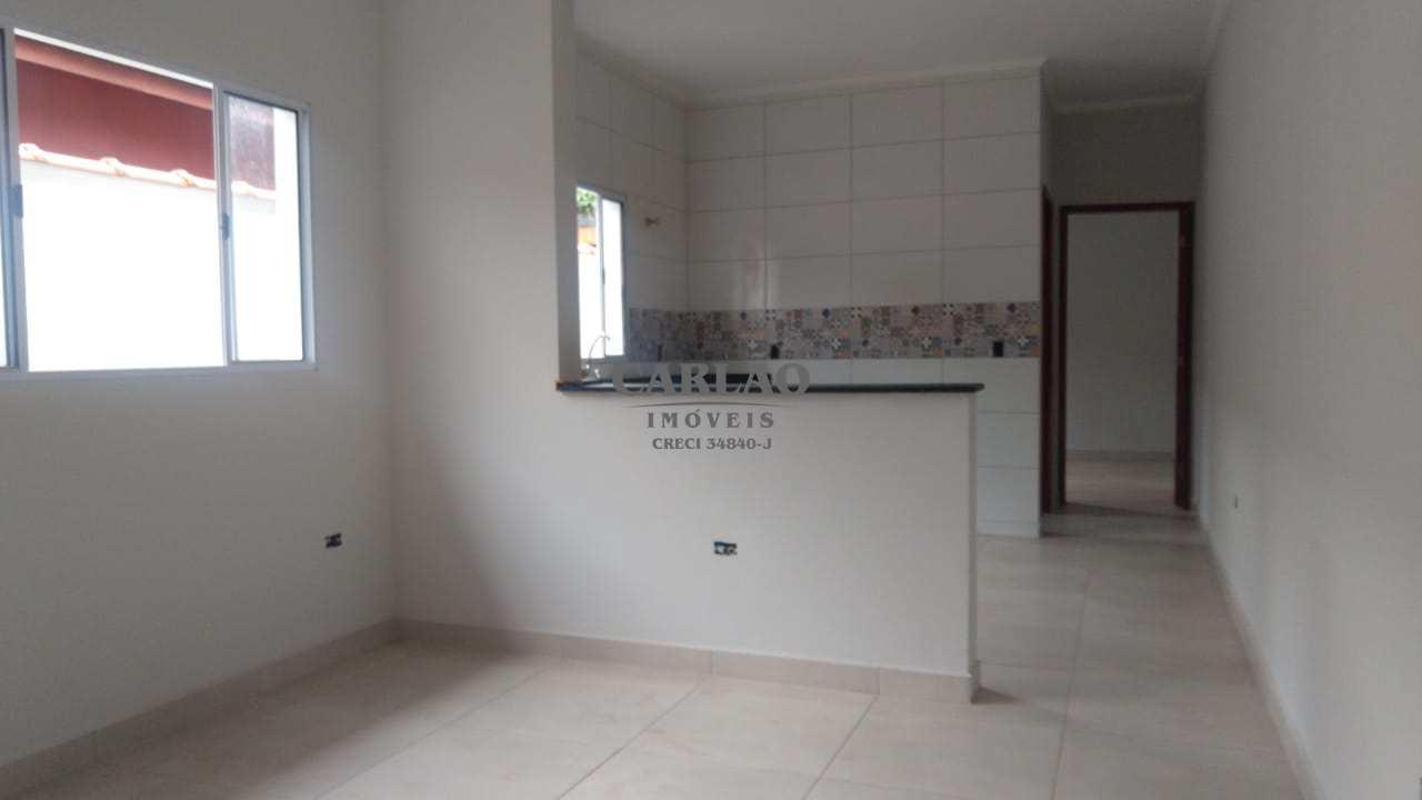 Casa com 2 dorms, Agenor de Campos, Mongaguá - R$ 265 mil, Cod: 352677