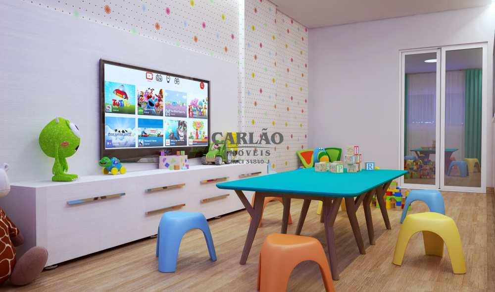 Apartamento com 2 dorms, Guilhermina, Praia Grande - R$ 376 mil, Cod: 352774