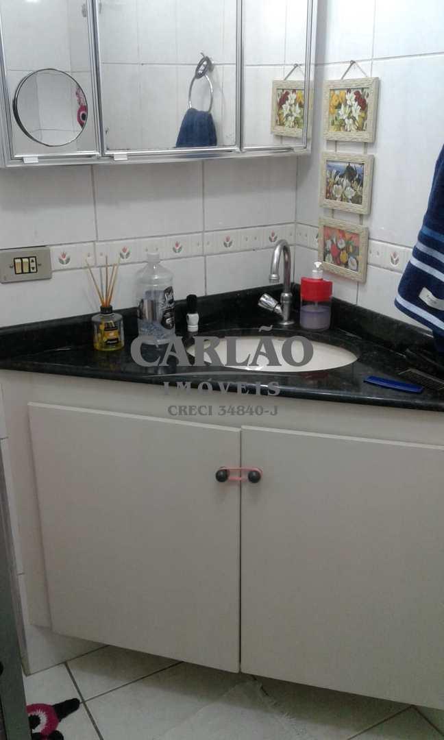 Apartamento com 2 dorms, Guilhermina, Praia Grande - R$ 215 mi, Cod: 352813