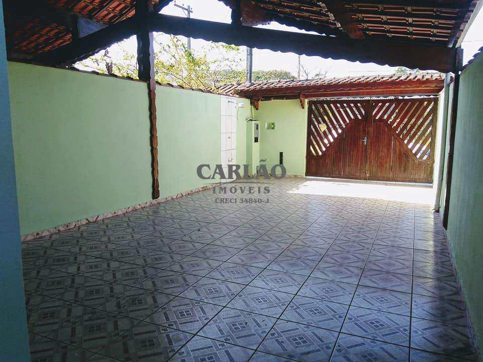 Casa com 2 dorms, Parque Verde Mar, Mongaguá - R$ 185 mil, Cod: 352825