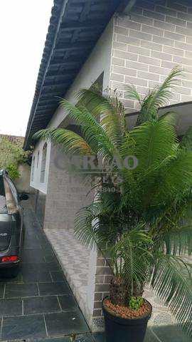 Casa com 3 dorms, Jussara, Mongaguá - R$ 260 mil, Cod: 352832