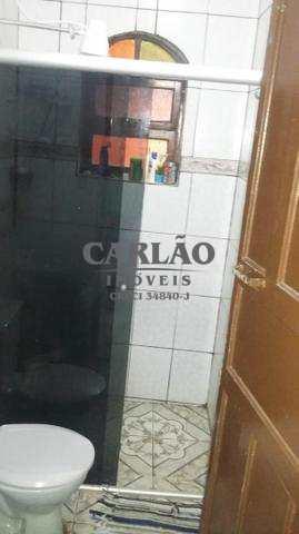 Casa com 3 dorms, Agenor de Campos, Mongaguá - R$ 165 mil, Cod: 352872