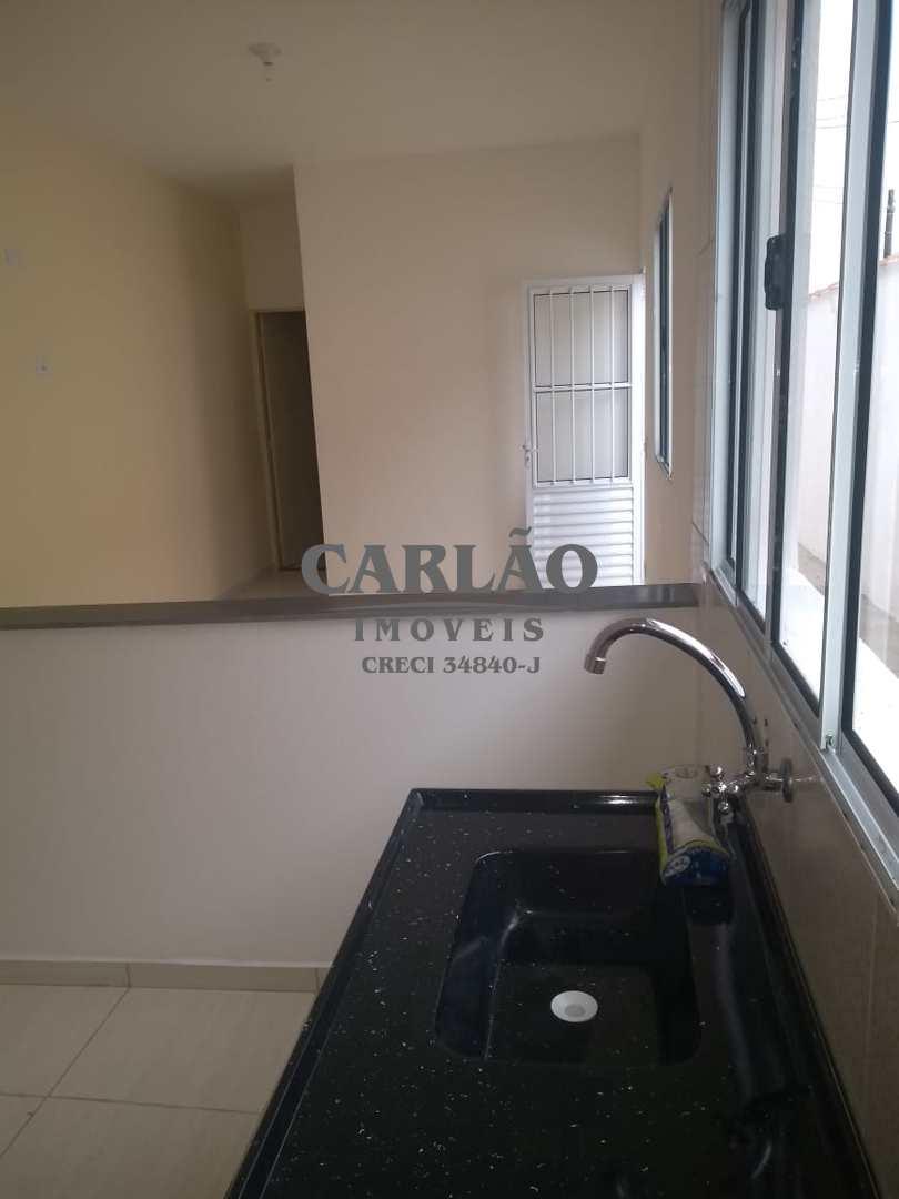 Casa com 2 dorms, Vila Atlântica, Mongaguá - R$ 177 mil, Cod: 352886