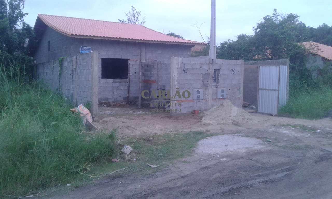 Casa com 2 dorms, Jardim Santa Terezinha, Itanhaém - R$ 199 mil, Cod: 352969