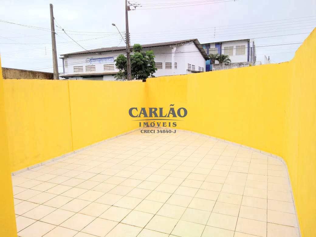 Casa com 2 dorms, Agenor de Campos, Mongaguá - R$ 220 mil, Cod: 352988