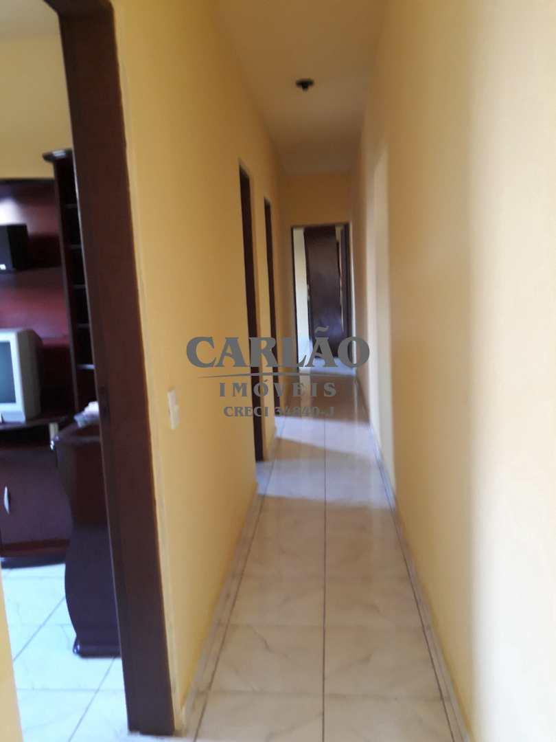 Casa com 3 dorms, Vila Atlântica, Mongaguá - R$ 250 mil, Cod: 353014