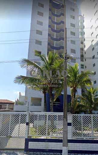 Apartamento com 3 dorms, Vila Atlântica, Mongaguá - R$ 280 mil, Cod: 353044