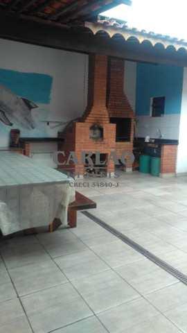 Casa com 4 dorms, Itaóca, Mongaguá - R$ 371 mil, Cod: 353105