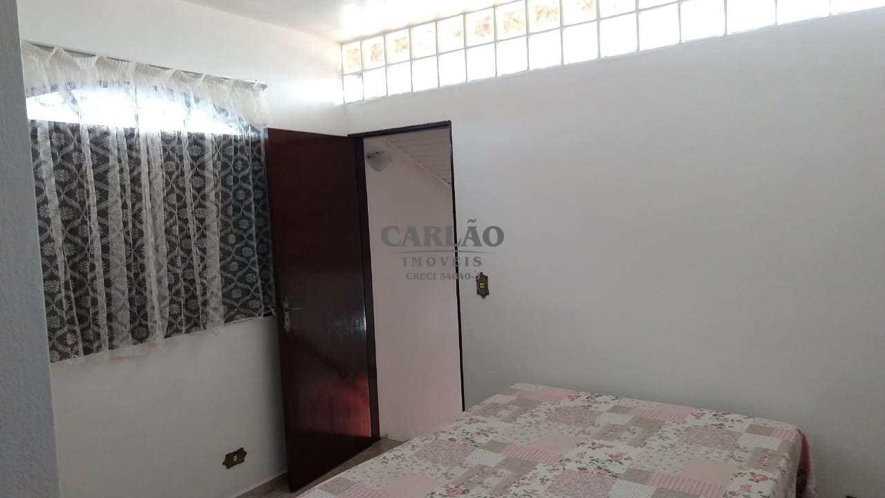 Sobrado com 3 dorms, Plataforma II, Mongaguá - R$ 210 mil, Cod: 353190