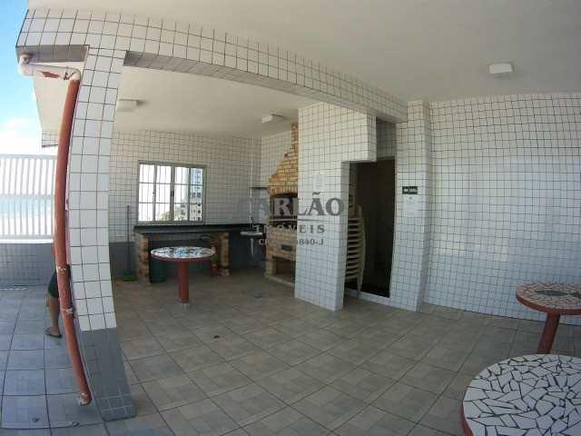 Kitnet com 1 dorm, Vila Caiçara, Praia Grande - R$ 130 mil, Cod: 353200
