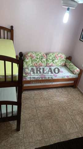 Kitnet com 1 dorm, Centro, Mongaguá - R$ 153 mil, Cod: 353255