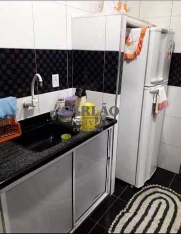 Kitnet com 1 dorm, Vila Mirim, Praia Grande - R$ 138 mil, Cod: 353284