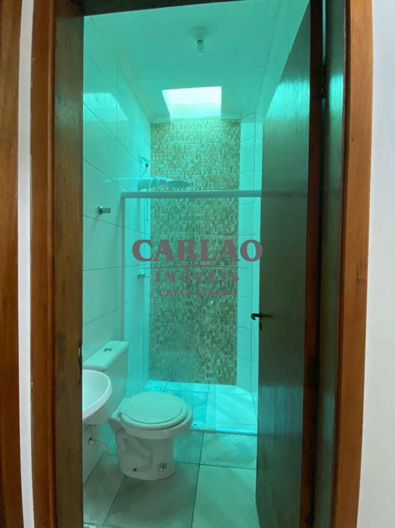 Casa com 2 dorms, Ribeirópolis, Praia Grande - R$ 65 mil, Cod: 353326