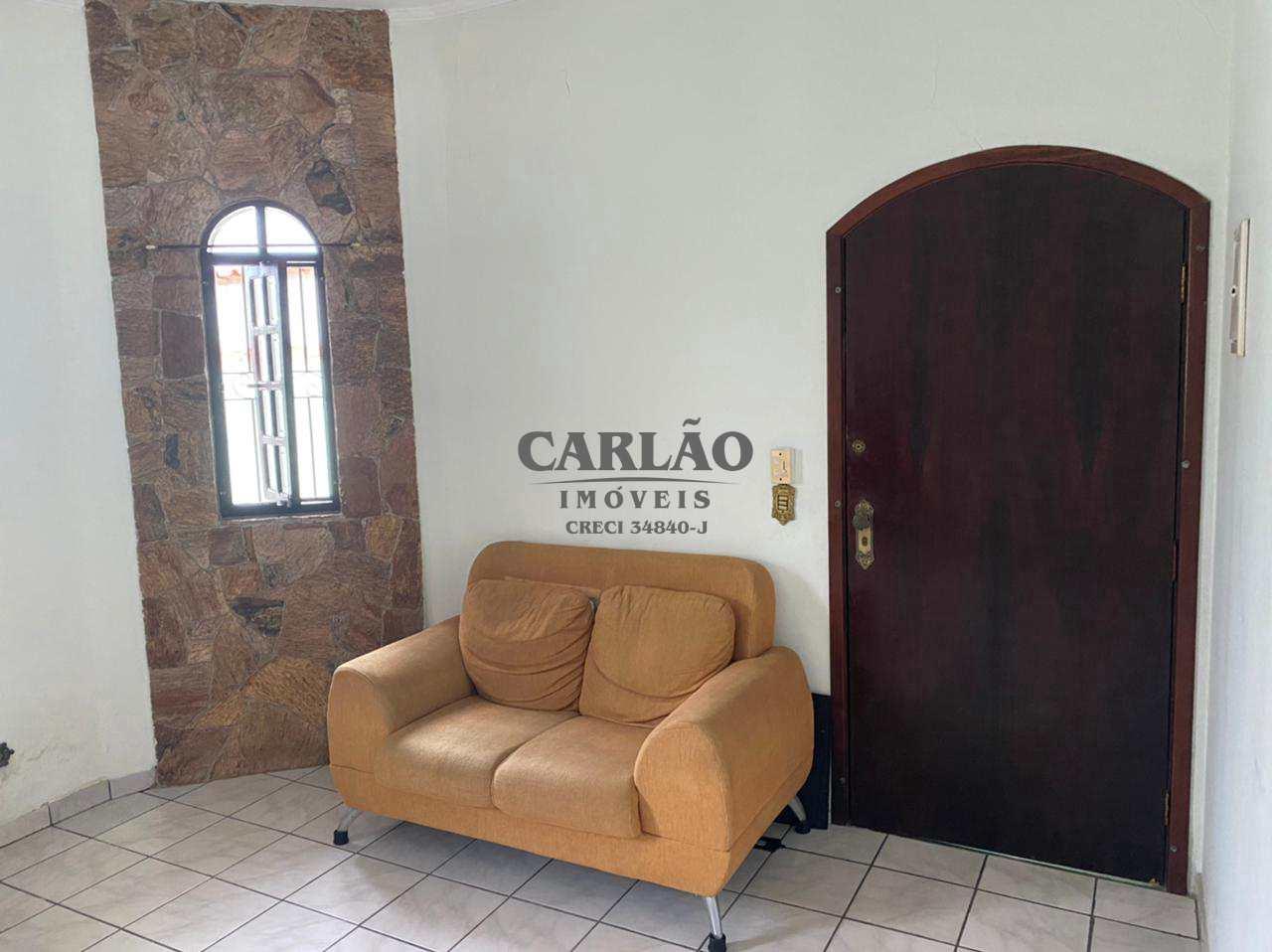 Casa com 2 dorms, Solemar, Praia Grande - R$ 286 mil, Cod: 353329