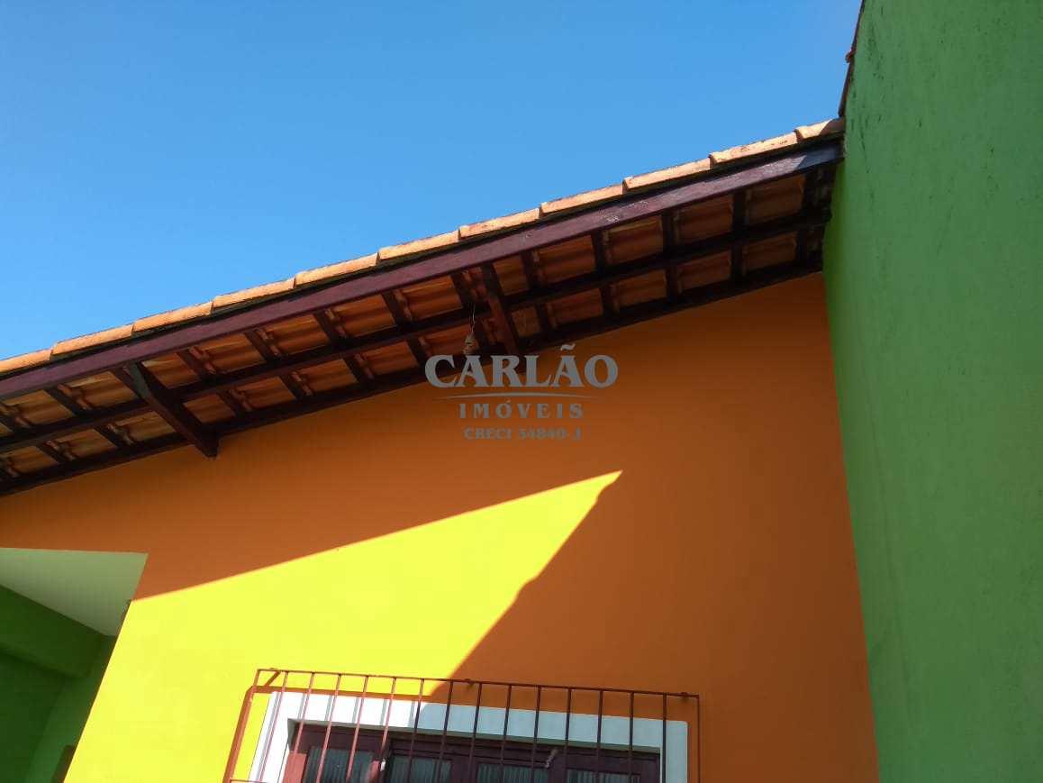 Casa com 2 dorms, Balneário Santa Júlia, Itanhaém - R$ 180 mil, Cod: 353407