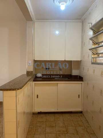 Apartamento com 1 dorm, Vila Balneária, Praia Grande - R$ 128 mil, Cod: 353438