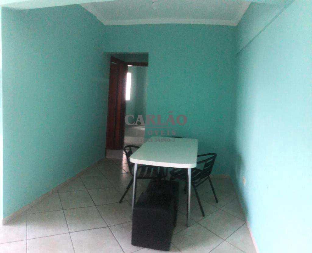 Apartamento com 2 dorms, Vera Cruz, Mongaguá - R$ 240 mil, Cod: 353446
