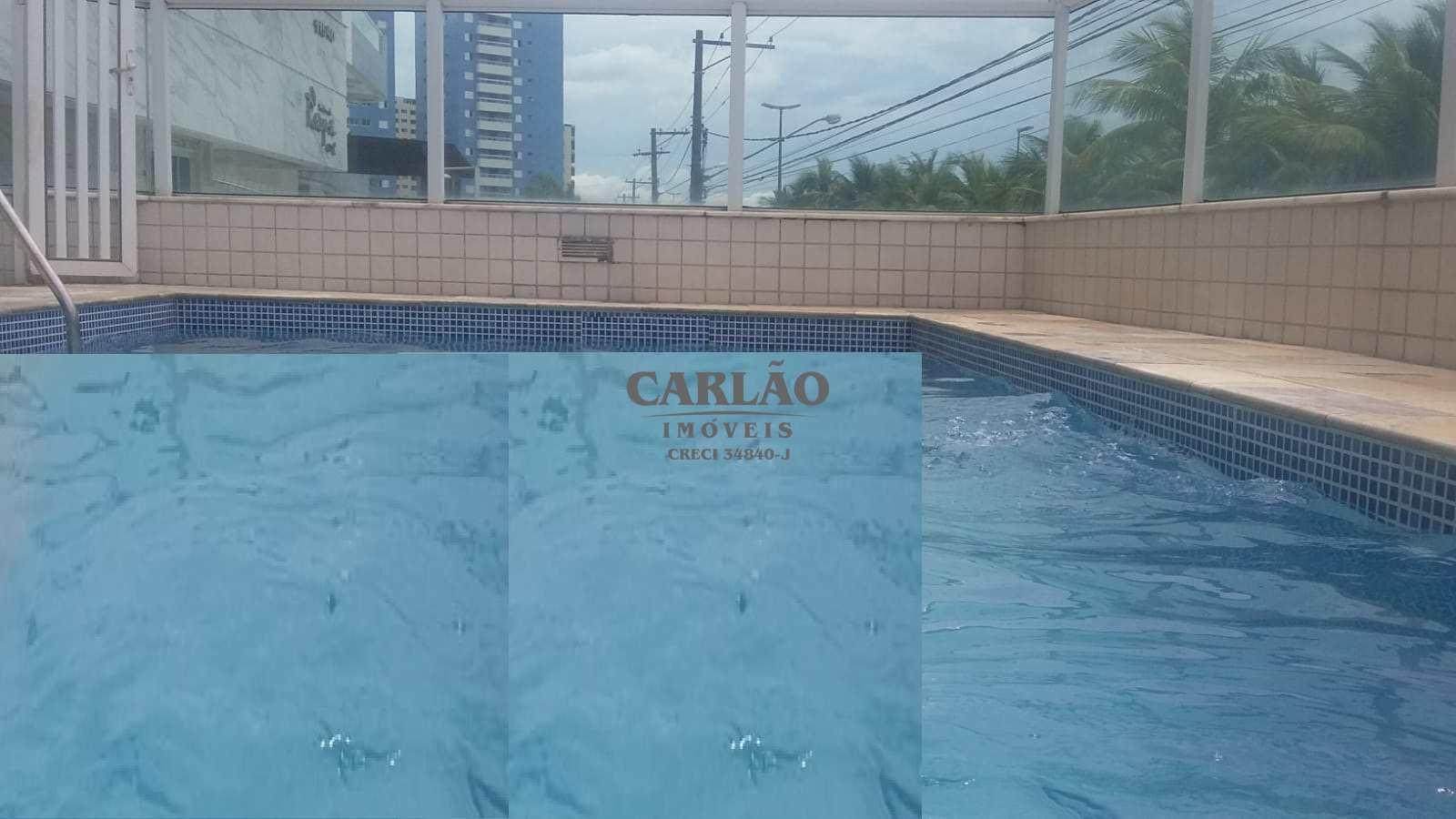 Apartamento com 2 dorms, Maracanã, Praia Grande - R$ 380 mil, Cod: 353449