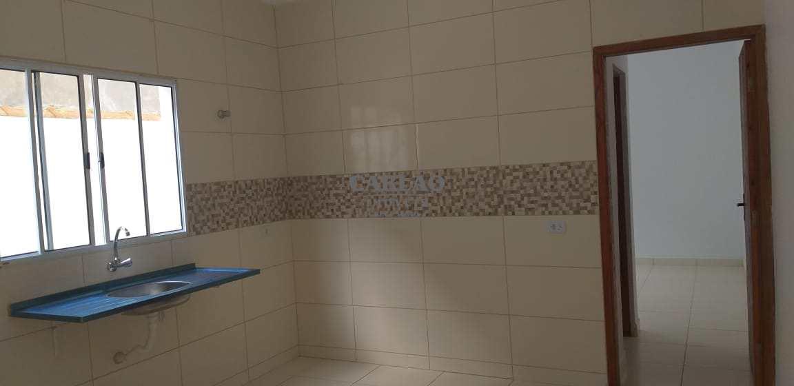 Casa com 2 dorms, Jussara, Mongaguá - R$ 190 mil, Cod: 353476