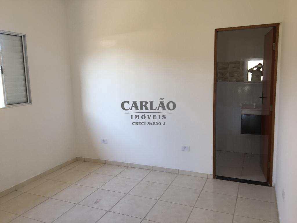 Casa com 2 dorms, Vila Atlântica, Mongaguá - R$ 312 mil, Cod: 353477