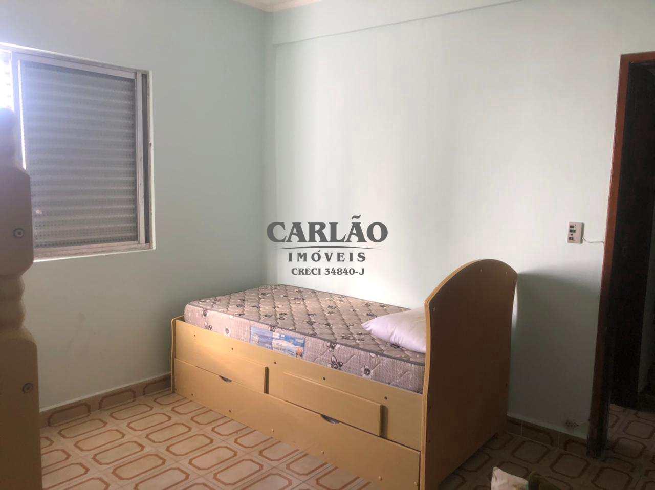 Apartamento com 2 dorms, Centro, Mongaguá - R$ 210 mil, Cod: 353480