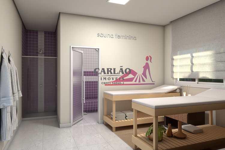 Apartamento com 2 dorms, Centro, Mongaguá - R$ 345 mil, Cod: 353490