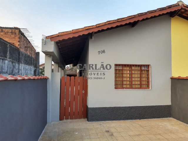 Casa com 1 dorm, Campos Elíseos, Itanhaém - R$ 145 mil, Cod: 353499