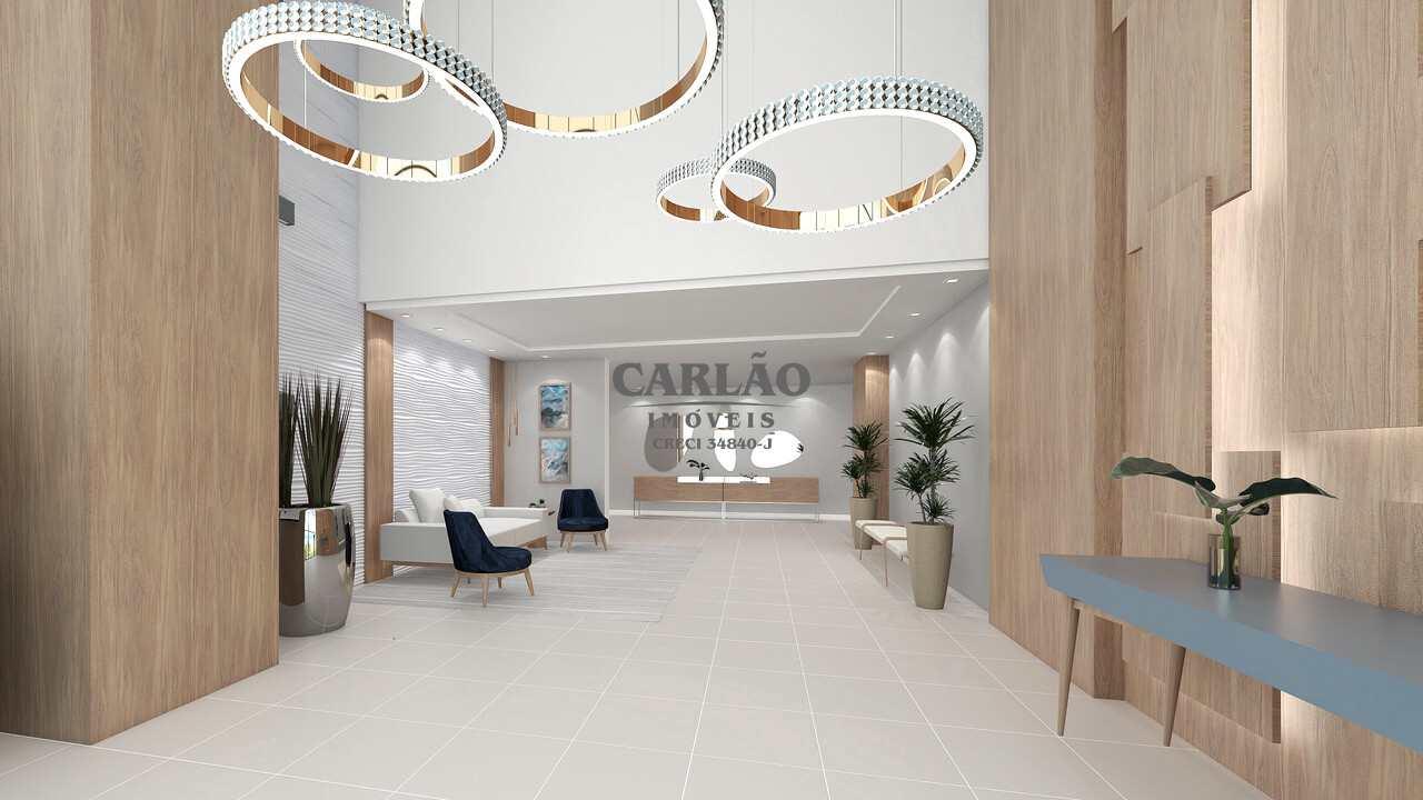 Apartamento com 2 dorms, Ocian, Praia Grande - R$ 467 mil, Cod: 353541