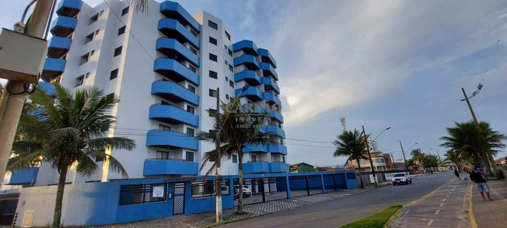 Apartamento com 1 dorm, Agenor de Campos, Mongaguá - R$ 240 mil, Cod: 353556