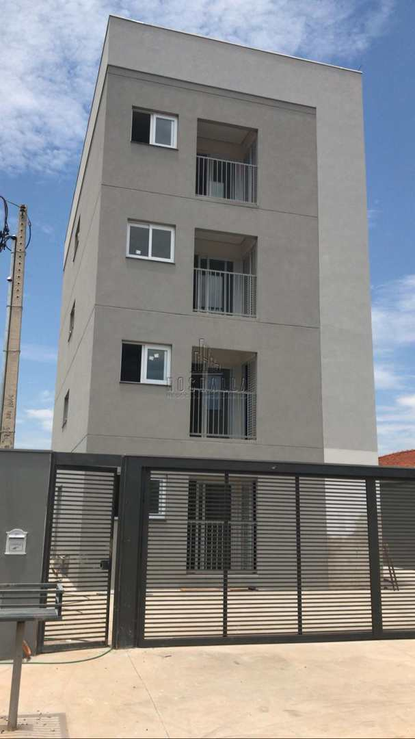 Flat com 1 dorm, Jardim Nova Aparecida, Jaboticabal - R$ 125 mil, Cod: 1722829