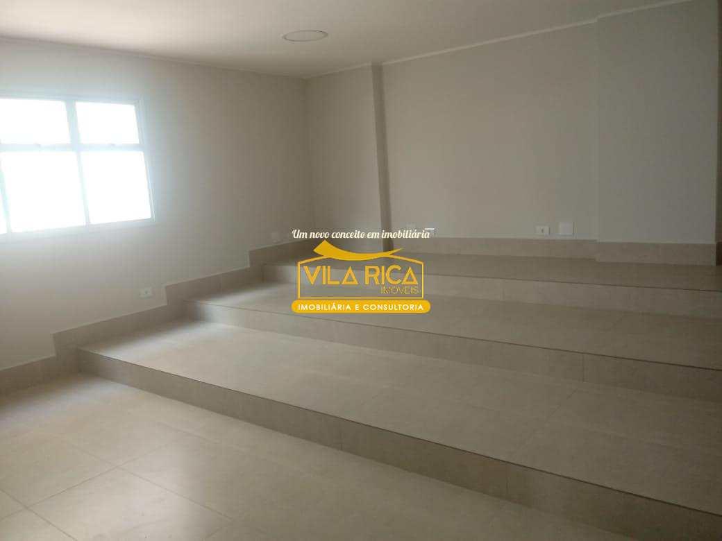 Apartamento com 3 dorms, Canto do Forte, Praia Grande - R$ 570 mil, Cod: 350100