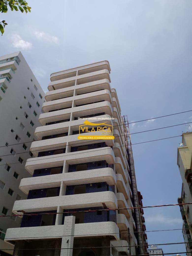 Apartamento com 2 dorms, Boqueirão, Praia Grande - R$ 297 mil, Cod: 346200