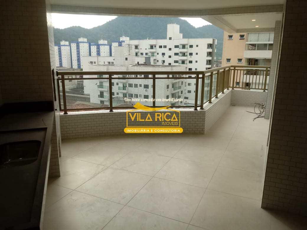 Apartamento com 3 dorms, Canto do Forte, Praia Grande - R$ 728 mil, Cod: 375587
