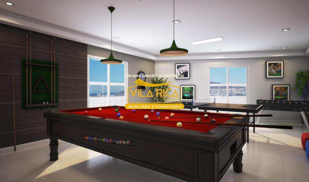 Apartamento com 2 dorms, Caiçara, Praia Grande - R$ 315 mil, Cod: 375755