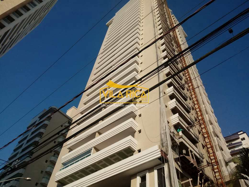 Apartamento com 3 dorms, Canto do Forte, Praia Grande - R$ 540 mil, Cod: 375795