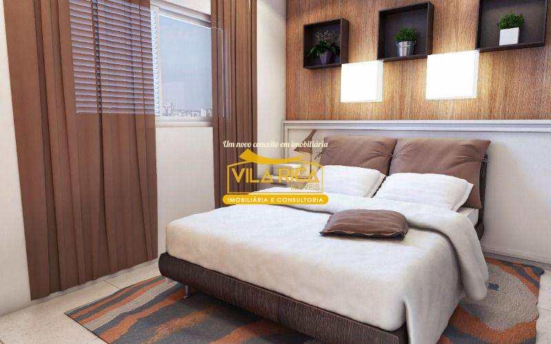 Apartamento com 1 dorm, Maracanã, Praia Grande - R$ 269 mil, Cod: 375827