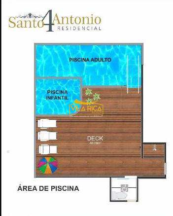 Apartamento com 1 dorm, Maracanã, Praia Grande - R$ 243 mil, Cod: 375829