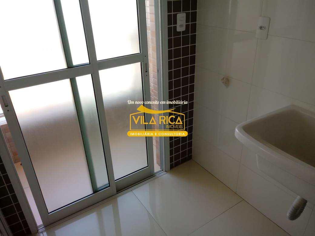 Apartamento com 2 dorms, Ocian, Praia Grande - R$ 300 mil, Cod: 376004